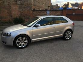 Audi A3 2.0 tdi offers welcome