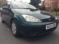 2002 Ford Focus CL 1.4, 12 Months MOT, Recent FULL Service, Drives like NEW!