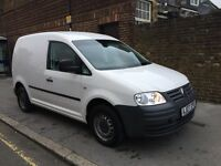 2007 VW Caddy 69ps Sdi swb side loading door no VAT