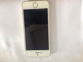 Apple Iphone 5S gold 16gb Any Network