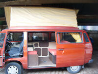 AUTOSLEEPER Camper T25 2ltr petrol Last owner 9+ years full restoration.