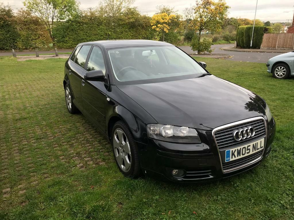 AUDI A3 2.0 FSI TURBO AUTOMATIC PERFECT CONDITION!!! SAME ENGINE AS GOLF GTI!!!