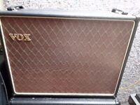 Vox 2 x12 cab bn series . 2005 era . excellent condition. sounds great