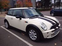 Mini One 1.6 Petrol 3dr Hatchback with One Year MOT
