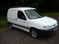 Peugeot Partner Van very economical