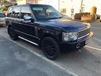 """Range Rover td6 22"""" alloys"""