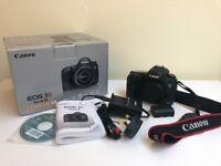 Canon 5D Mk 3 boxed, mint condition