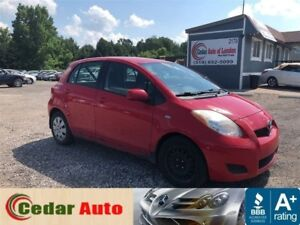2011 Toyota Yaris Managers Special
