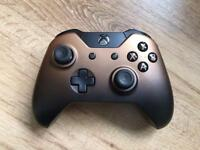 Xbox One Official Copper Shadow Controller