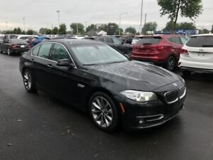 2014 BMW 5 Series 528I XDRIVE CUIR TOIT MAGS 18P