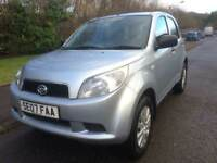 DAIHATSU TERIOS 'S' 1.5 , 4X4 , LOW MILES 93K , MOT 20 JUNE 18 ,