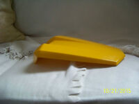 Yamaha YZFR125 rear seat cover/ single seat convertor in Yellow. Brand new !!