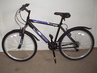 """AS NEW Lightweight Aluminium Ammaco MTX300 (19"""" frame) Hardtail Mountain Bike (will deliver)"""