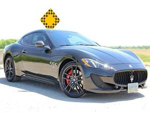 2016 Maserati GranTurismo S | CARBON PACKAGE | 20 MC WHEELS | SP