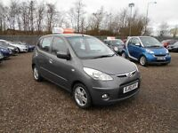 2010 Hyundai I10 1.1 Edition 5dr FINANCE AVAILABLE / 1 Year MOT and Serviced