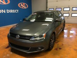 2013 Volkswagen Jetta 2.0 TDI Highline HIGHLINE TDI!! LEATHER...
