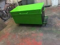 Big steel tool chest