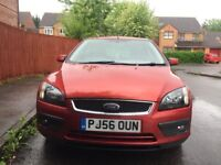Ford Focus 1.6 Zetec Climate 5dr Full Service histoy