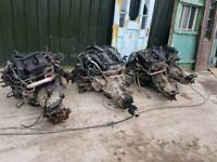 Ford transit mk6 2.4 engine and gearbox