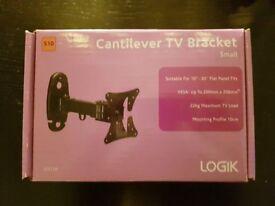 Logik Cantilever TV Bracket Small
