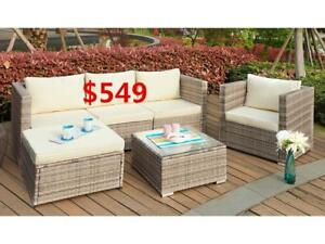 Patio set from $199--- Canada Wide Shipping