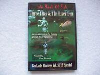 Fishing DVD - Three flies & the river Don