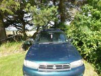 Subaru Legacy (No MOT)