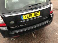 Land Rover, FREELANDER, Estate, 2011, Other, 2179 (cc), 5 doors