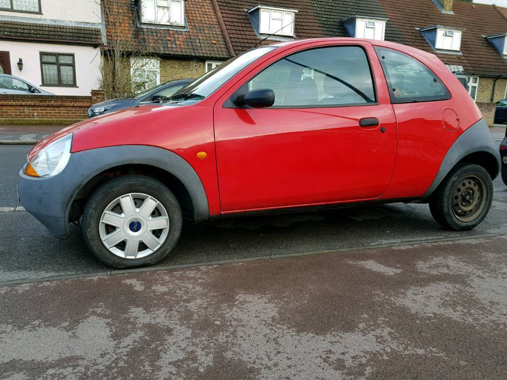 FORD KA CHEAP RUN AROUND! GRAB A BARGAIN NEW DRIVERS