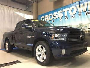 2014 Ram 1500 Sport 4X4 | 5.7L V8 hemi | 8-speed auto | back-up Edmonton Edmonton Area image 1