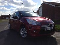 Citroen DS3 Dstyle, only 33,000 miles