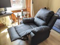 LazyBoy Style Reclining Armchair
