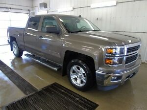 2014 Chevrolet Silverado 1500 2LT Z71, Rear View Camera, Trailer