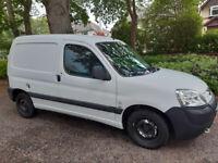 2005 Peugeot PARTNER Panel Van Manual, 1997 HDI 600 LX, RUNS WELL LONG MOT