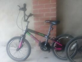 Bike - BMX Apollo Boogie (Halfords)