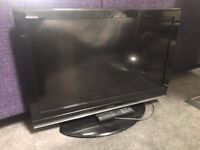 "32"" LCD Toshiba TV with Remote For Sale"