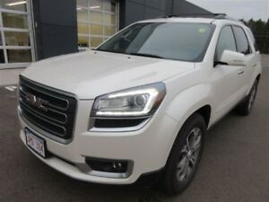 2013 GMC Acadia SLT! AWD! B-UP CAM! ALLOYS! HEATED SEATS! LEATHE