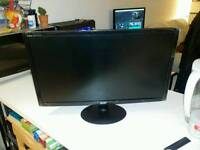 Acer 24-inch monitor +HDMI