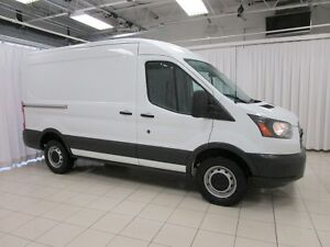 2016 Ford Transit HURRY!! DON'T MISS OUT!! 2PASS 5DR CARGO VAN w