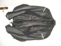 Gents Leather Motorcycle Jacket