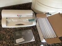 Rexel CB206 binding machine