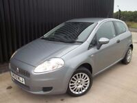 2009 59 fiat grande punto 1 years mot may px