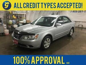 2010 Hyundai Sonata GL*KEYLESS ENTRY*HEATED SEATS*CRUISE CONTROL