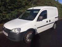 2009 VAUXHALL COMBO 1.3 CDTI APRIL 2018 MOT WELL MAINTAINED SERVICE HISTORY READY FOR WORK NO VAT