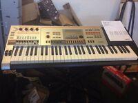 CASIO XW-P1 Keyboard synthesizer