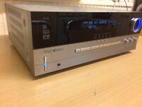 Harman Kardon AVR-130 Home Cinema Reciver, Faulty No Sound but Other All Function Ok.