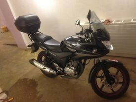 Honda CBF125, Perfect CBT bike