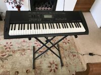 Casio CTK 3000 Keyboard with Stand