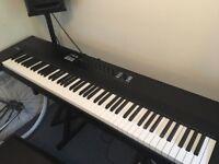 Komplete Kontrol S88 midi keyboard + Komplete Ultimate 11