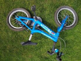 14 inch bike 14MX Ridgeback terrain